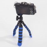 Portable Mini Tabletop Gripping Tripod for Cameras3